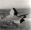 Partially restored Ziggurat of Aqarquf, Baghdad, 1960.png