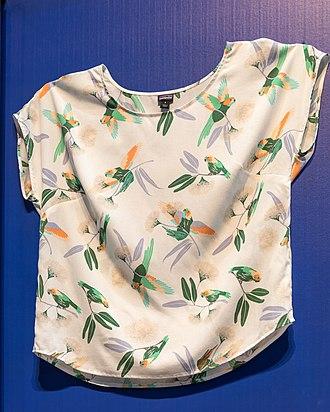 Lyocell - Shirt made from lyocell