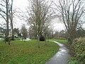 Path alongside Barncroft Way - geograph.org.uk - 631138.jpg