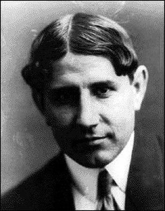 Pablo Gargallo - Pablo Gargallo in 1910