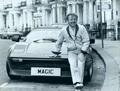Paul Daniels with Ferrari & number plate 1982.png