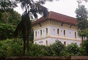 Kondotty - Pazhayangadi Masjidh in Old Kondotty Street