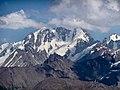 Peak Talgar from Furmanovka - panoramio.jpg