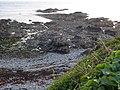 Pebbles and rocks, Church Bay - geograph.org.uk - 466883.jpg