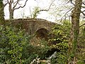 Pecketsford Bridge on the river Taw as seen from downstream - geograph.org.uk - 1853353.jpg