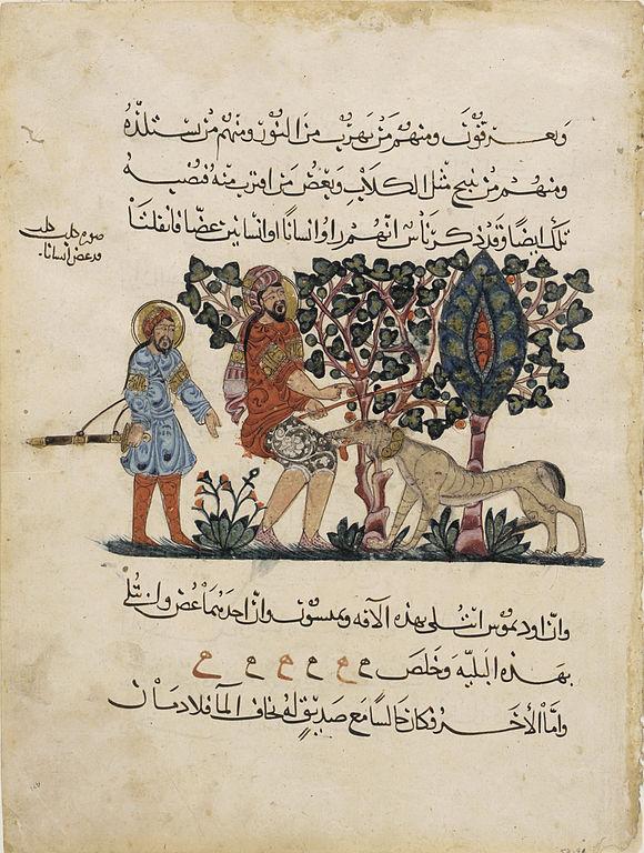 histoire sexe arabe