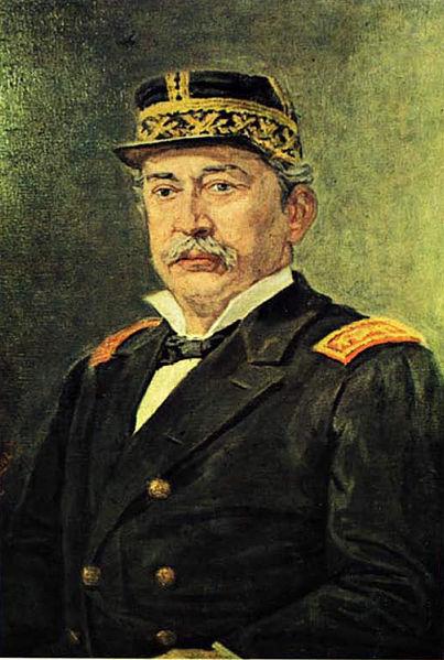 Guerra del Pacífico (1879 - 1883): Batalla de Miraflores 403px-Pedro_Lagos%284%29