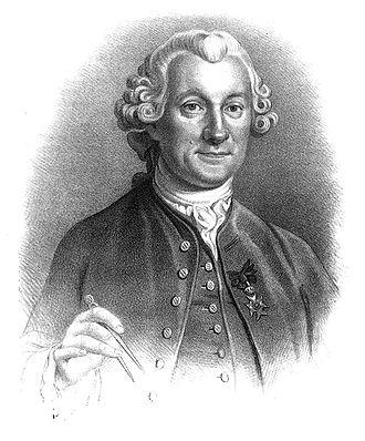 Pehr Wilhelm Wargentin - Pehr Wilhelm Wargentin
