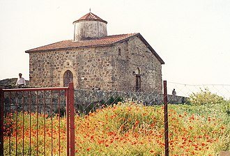 Limassol District - Timios Stavros Church