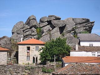 Penela da Beira Civil parish in Norte, Portugal
