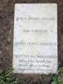 Percy Shelley gravestone with clear text.png