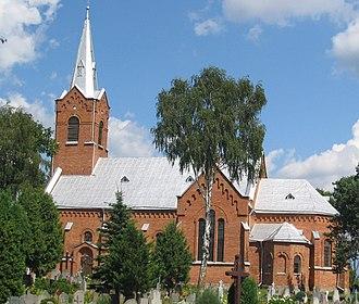 Perloja - A church in Perloja