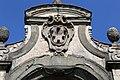 Pescia, porta fiorentina 07 stemma medici e iscrizione gian gastone.jpg