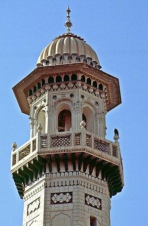 Mahabat Khan Mosque - Image: Peshawar Mahabat Khan M