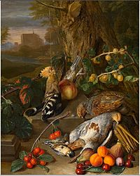 Peter Snijers - Still Life with Dead Game.jpg