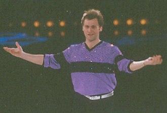 Viktor Petrenko - Petrenko in 2002.