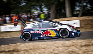 Pikes Peak International Hill Climb - Sébastien Loeb's Peugeot 208 T16 Pikes Peak in 2013