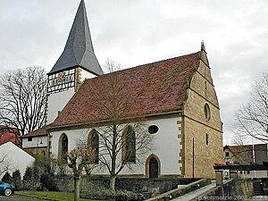 Pfaffenhofen, Baden-Württemberg - Lambertuskirche