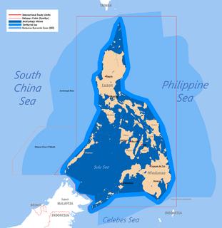 Exclusive economic zone of the Philippines Maritime economic zone