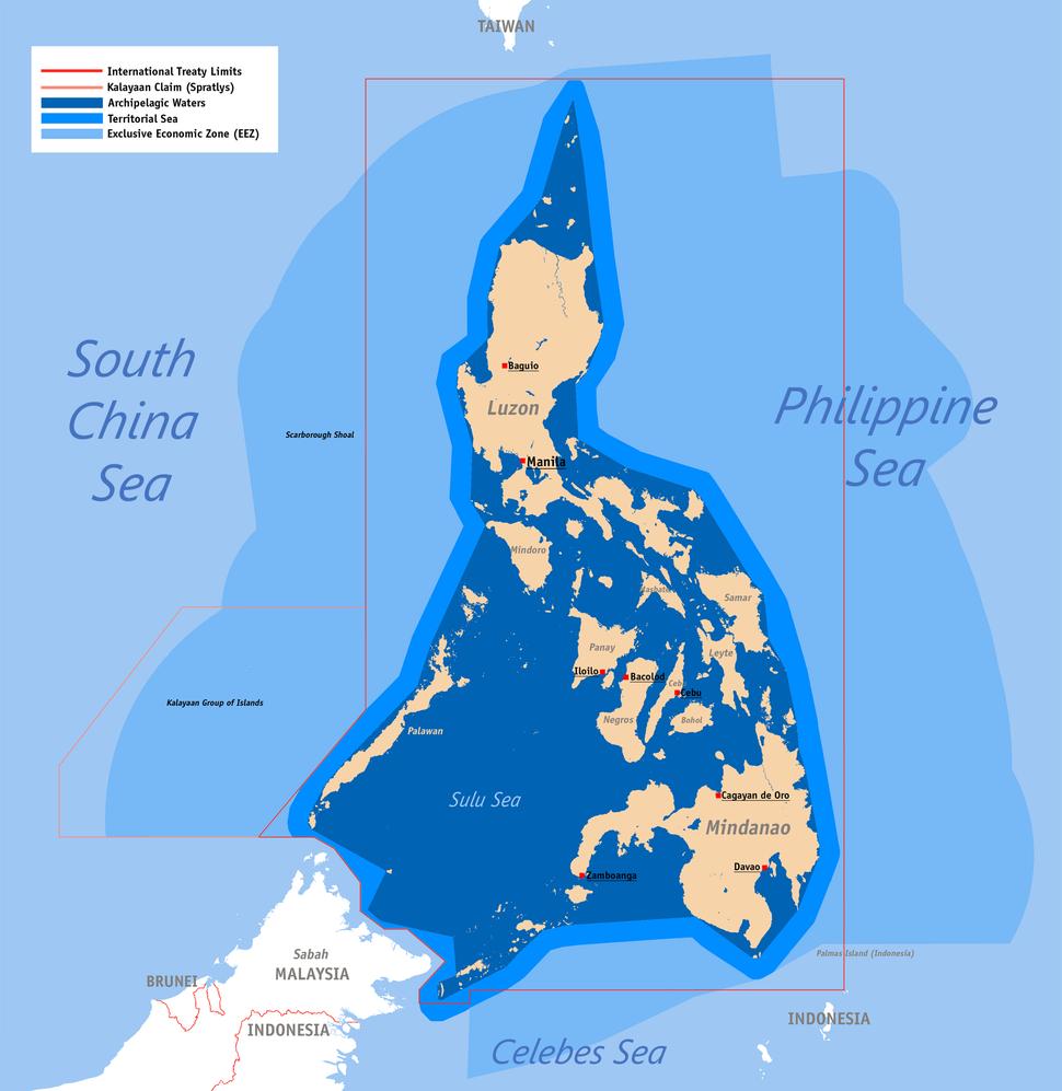 Ph Territorial Map