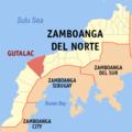 Ph locator zamboanga del norte gutalac.png