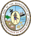 Ph seal Jagna, Bohol.png