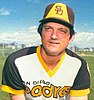 Phil Roof (coach) - San Diego Padres - 1978.jpg