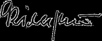 Filaret (Denysenko) - Image: Philaret (Denisenko) Signature 2014