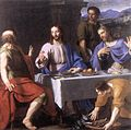 Philippe de Champaigne - The Supper at Emmaus - WGA4726.jpg
