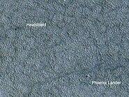 Phoenix Lander from HiRISE
