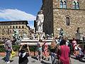 Piazza della Signoria din Florenta10 - Fantana lui Neptun.jpg