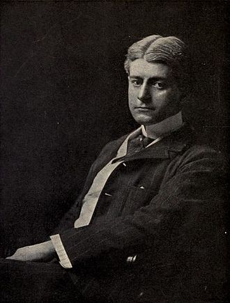 Frank Norris - Portrait of Norris, by Arnold Genthe