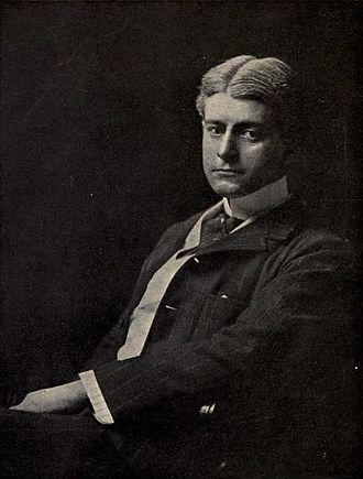 Frank Norris - Portrait of Norris, by Arnold Genthe