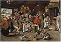 Pieter Brueghel (II) - The king drinks.jpg