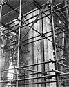 pijlers tijdens restauratie - arnhem - 20024689 - rce