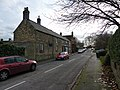 Pilsley, with Post Office - geograph.org.uk - 1587933.jpg