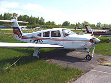 Piper Pa 28 Cherokee Wikipedia