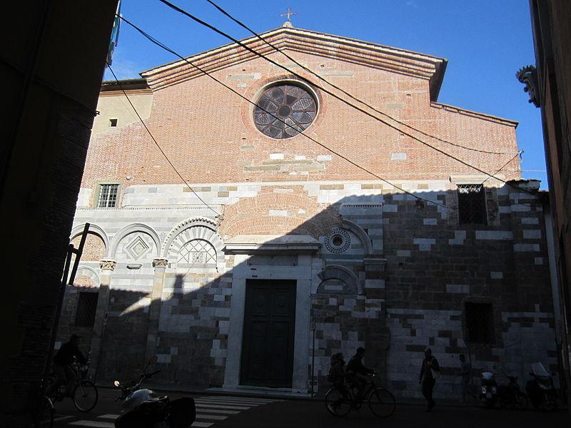 File:Pisa - Chiesa di San Nicola.JPG - Wikimedia Commons