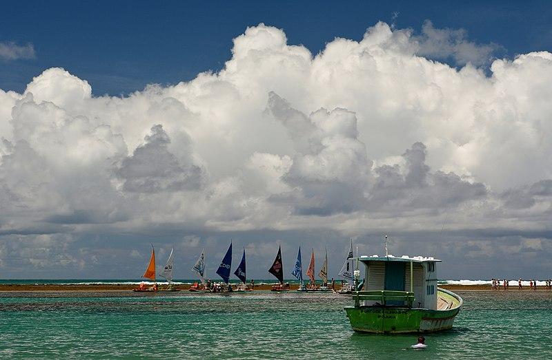 Fotos das praias de Pernambuco
