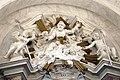 Pistoia, santissimo crocifisso, interno, stucchi di francesco arrighi e aiuti, 1755 ca. 02.jpg