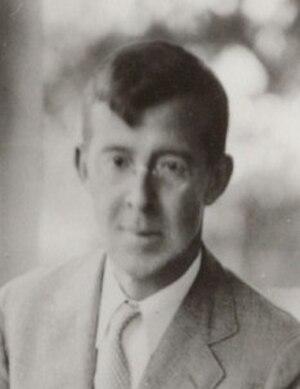 Pitirim Sorokin - Pitirim Sorokin in 1934