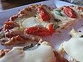 Pizza margherita at Portland Craft (9536186941).jpg