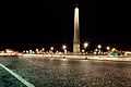 Place de la Concorde at night, Paris February 2013.jpg