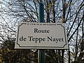 Plaque Route Teppe Nayet St Cyr Menthon 2011-11-22.jpg