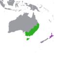 Platycercus eximius area.png