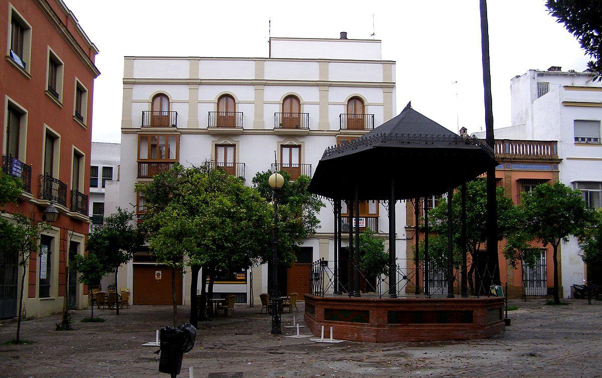 Plaza del banco wikipedia la enciclopedia libre for En jerez de la frontera