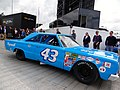 Plymouth Belvedere '67 of Richard Petty at Goodwood 2014 001.jpg