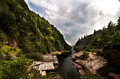 Point Wolfe Dam - Fundy National Park.jpg