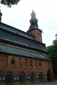 Poland Kartuzy - church.jpg