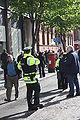 Policeman, Belfast, May 2010.JPG